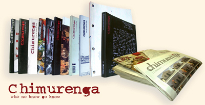 chimurenga journals
