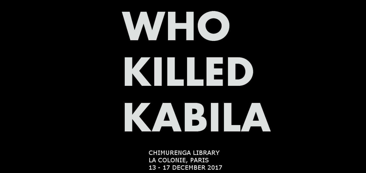 Who Killed Kabila?